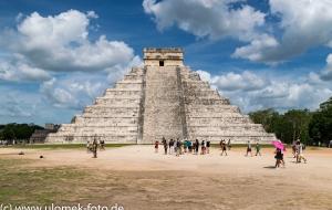 Chichén Itzá Welt der Maja Halbinsel Yucatan Mexico