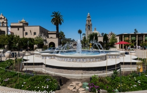 Balboa Park, San Diegeo