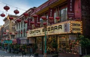 San Franzisco Chinatown