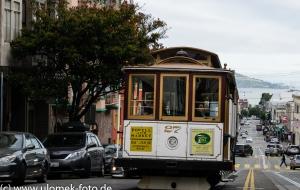 San Franzisco Cable Car Tour