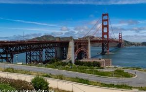 San Franzisco , Golden Gate Bridge,