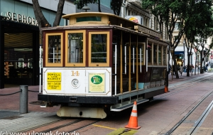 San Franzisco Cable Car Tour