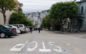 Lombard Street, San Franzisco