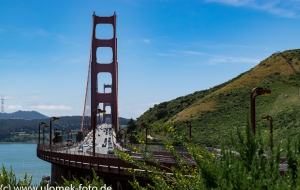 San Franzisco , Golden Gate Bridge,