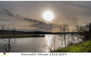 Kemmnader Stausee 17.12.19