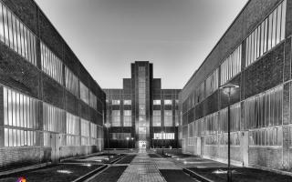 Essen Zollverein, 21.01.2020, Zehn nach Zehn