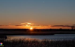 Zingst Sonnenaufgang 05.02.2020