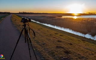 Zingst Sonnenaufgangstour 05.02.2020