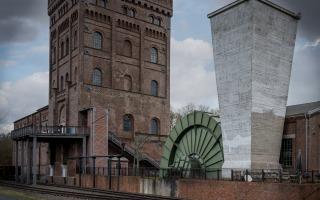 Zeche Hannover in Bochum 21.03.2021
